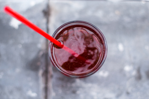 Detox Cocktail Cranberry